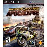 Motorstorm Apocalypse Ps3 Digital Gcp
