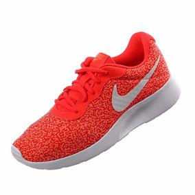 Tenis Nike Wmns Nike Tanjun Print Dama Naranja 2016 1ee90cb79e50e