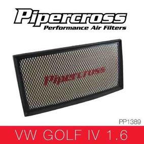 Filtro Panel Pipercross -vw Golf Iv 1.6 - K&n 332128