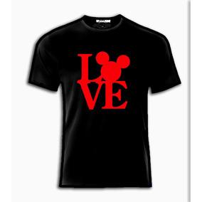 0d7e09e5fe932 Camisetas Mickey Mouse Playeras Talla M - Playeras Manga Corta M ...