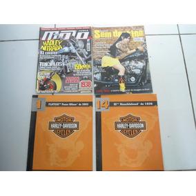 Revistas Furia Moto, Sem Destino, Harley-davidson