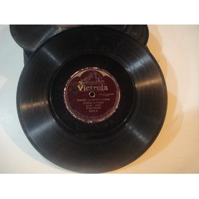 Disco 78 Rpm - Enrico Caruso - Victrola- 500-rigoletto-