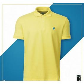 b7e301fcce Camiseta Polo Made In Mato - Calçados