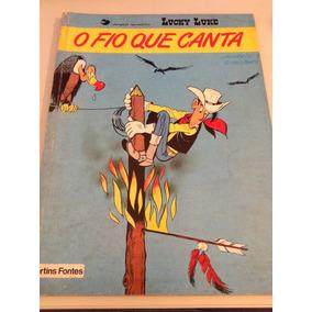 Lucky Luke O Fio Que Canta Martins Fontes Morris 1985
