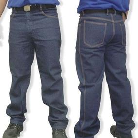 Blue Jeans Triple Costura 14oz