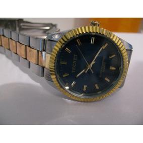 15036204cd5 Relogio Tecnet Quartz Prata - Relógios De Pulso no Mercado Livre Brasil