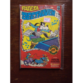 Gibi Disney Pateta N 1 De 1981 Frete R$ 9,5