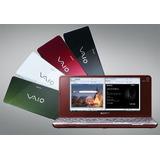 Sony Vaio Ultra Chica Notbook Mini Netbook Windows Vista