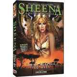 Dvd Filme - Sheena: A Rainha Das Selvas