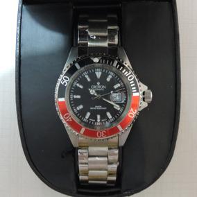 37d139c76e3 Relogio Vip Quartz Dourado 200m - Relógios no Mercado Livre Brasil