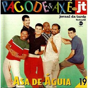 Cd Asa De Aguia Pagode E Ax - Música no Mercado Livre Brasil 00a2d60b1b1d2