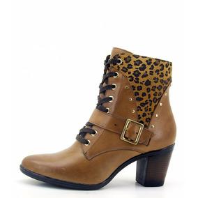 a4016b9a7 Sapato Com Detalhes Em Onça - Calçados, Roupas e Bolsas no Mercado ...