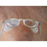 Antiguos Goggles Con Estuche Metalico