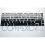 Teclado Keyboard Para Laptop Toshiba Satellite C845 C840