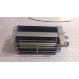 Turbo Ventilador Japones 2850rpm, 24vdc, 0.5a 100% Metalico