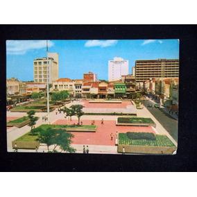 Cartão Postal Pça Ferreira Fortaleza Ceará Antigo