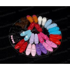1par Sapato Pra Boneca Susi Antiga * Sapatinho Varios Modelo