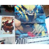 Wolverine Nº 50, Traidores E Assassinos, Panini, C/ Brinde