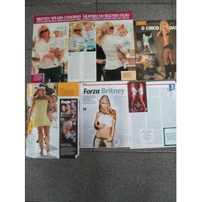 Britney Spears - Kit De Reportagens