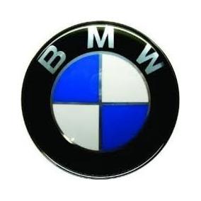 Kit 6 Adesivo Resinado Bmw-emblema Capacete Moto Carro2,5cm