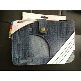 Case Jeans Universal Moda Fashion Para Tablet 7 Leadership
