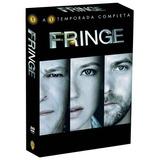 Fringe - 1ª Temporada - 7 Dvds Original Novo E Lacrado