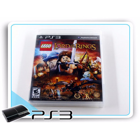 Ps3 Lego The Lord Of The Rings Original Playstation 3