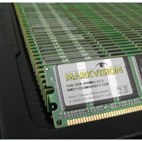 Memória 1gb Ddr 400 Mhz Pc2 3200 Para Desktop