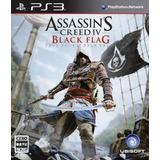 Assassins Creed 4 Black Fag Ps3