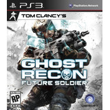 Tom Clancys Ghost Recon Future Soldier Ps3 Digital Gcp