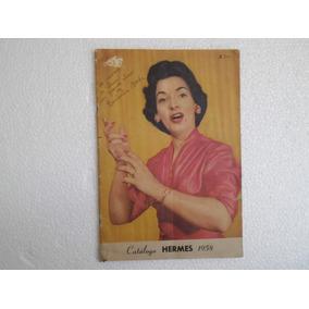 Catalogo Hermes 1958 Emilinha Borba