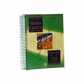 Harpa Cristã Cifrada Cpad Violão-guitarra-piano-teclado