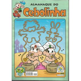 Almanaque Do Cebolinha 45 - Panini - Bonellihq Cx22 C19