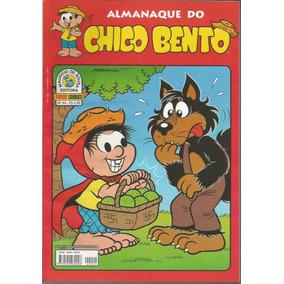 Almanaque Do Chico Bento 44 - Panini - Bonellihq Cx22 C19