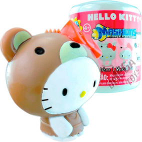 1face0b63648f Hello Kitty Urso Pelúcia Sanrio - Pelúcias no Mercado Livre Brasil