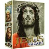 Box Dvd Jesus De Nazaré - Franco Zeffirelli-4 Dvd 375 Min