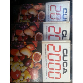 Livro (cg): 2000, Cuca - Enciclopédia Nutrição Saúde Beleza