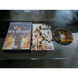 Metal Gear Solid 3 Snake Eater Completo Para Play Station 2