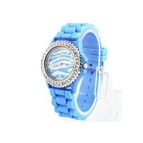 Reloj Geneva Silicón
