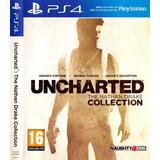 Uncharted The Nathan Drake Collection Digital Latino Ps4