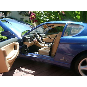 Ferrari 456 Gt 1992 Burago 1/18 Made In Italy. Espectacular