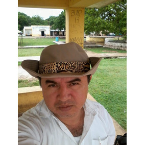 Sombrero Tipo Australiano Cocodrilo Dundee Mérida Vv4 174df65acba