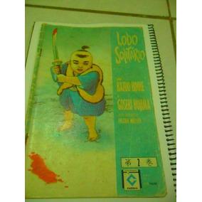 Lobo Solitário N° 02 (editora Cedibra) Abril De 1988