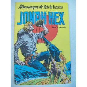 Almanaque Jonah Hex 1977- Bem-vindo Ao Paraíso - 1ª História