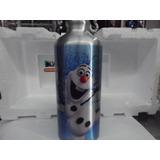Cilindro Para Agua De Aluminio De Olaf Frozen