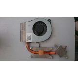 Disipador Con Ventilador Hp Cq42 606573-001