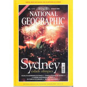 Revista National Geographic Vol. 1 Nº. 4 - Agosto De 2000