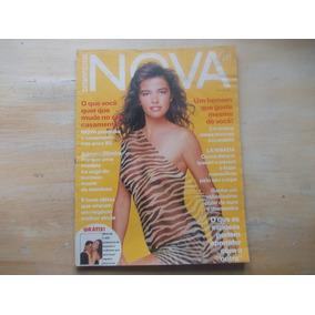 Revista Nova - Nº 4 - 1990 - Capa Luma De Oliveira