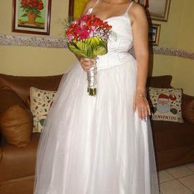 Vestidos de novia usados talla grande