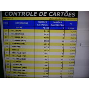 Catálogo Telefonico Com Exatos 71.451cartoes Sem Imagem